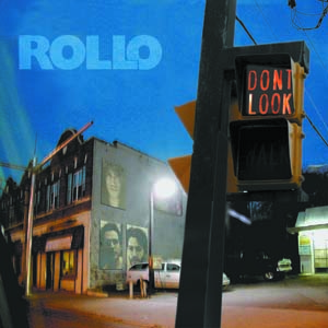 CD cover - Don't Look